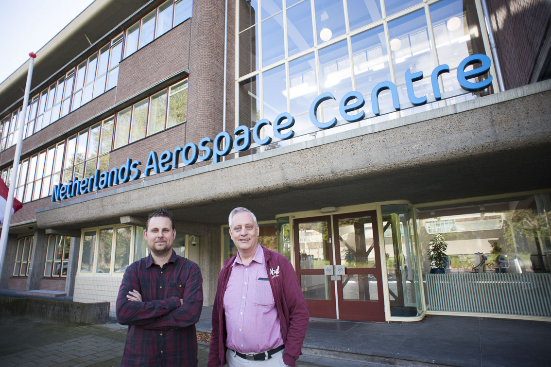 Nederlands Lucht- en Ruimtevaartcentrum (NLR)