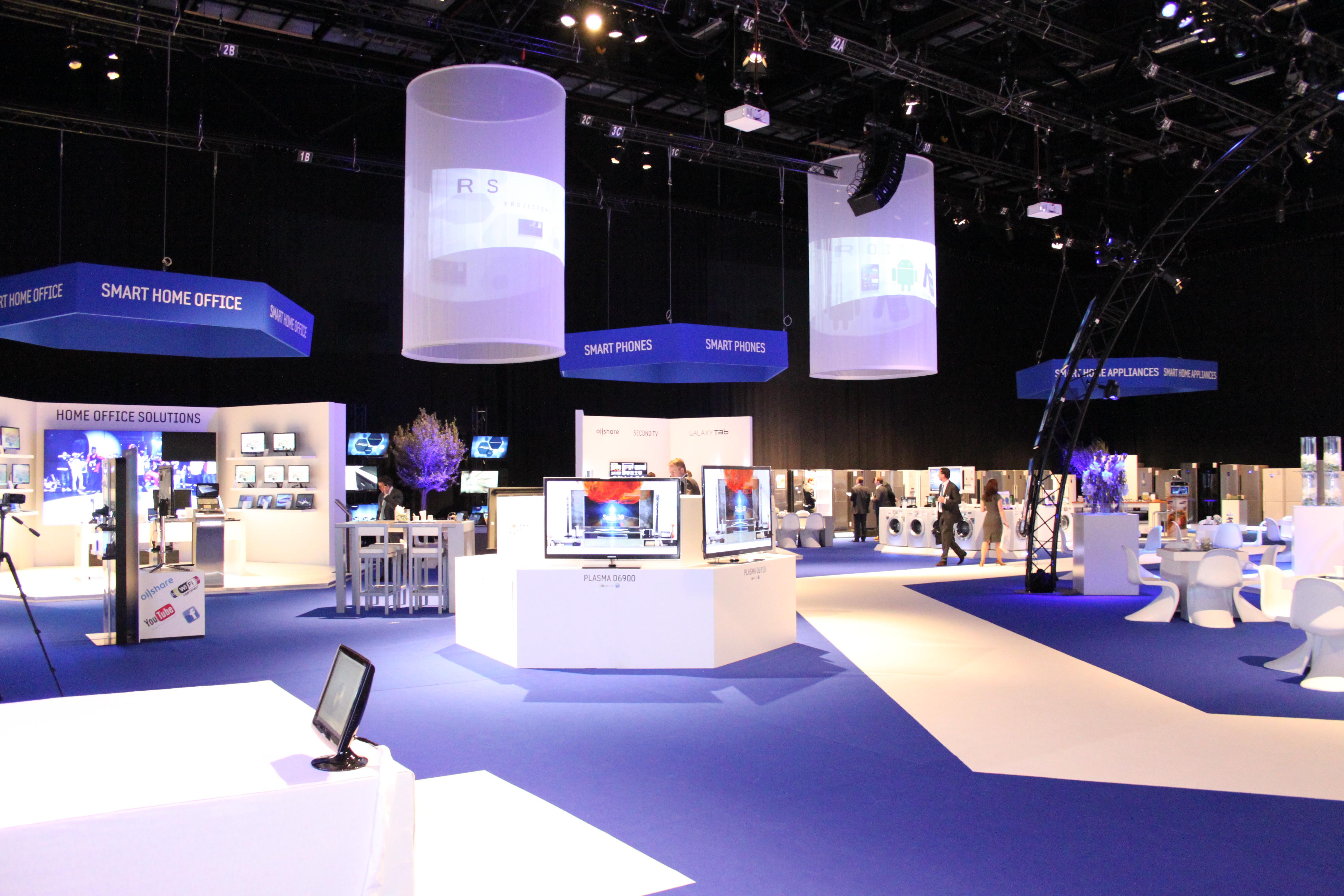 Samsung dealershow