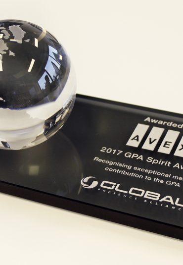 GPA Spirit Award voor AVEX