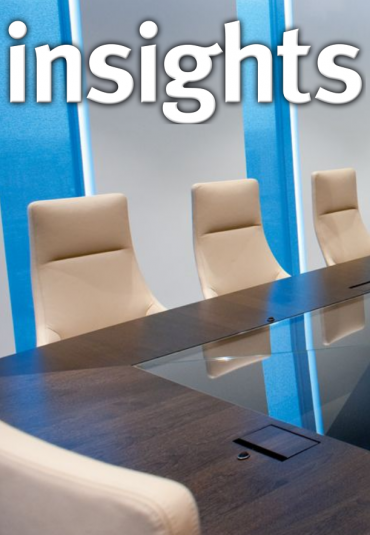 Coverstory in Insights Audiovisueel