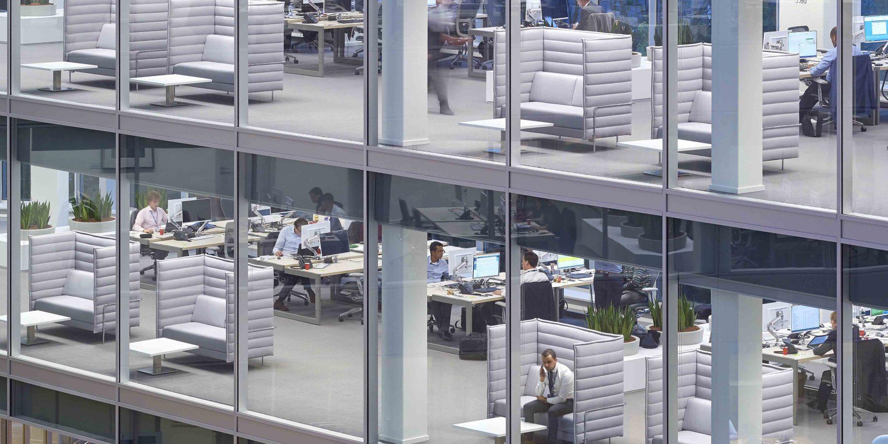 Deloitte The Edge The Smartest Building In The World